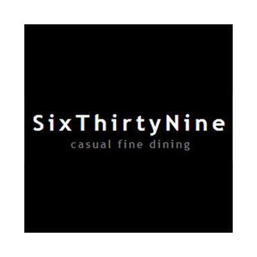 SixThirtyNine logo