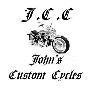John's Custom Cycles logo
