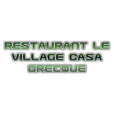 Restaurant Le Village Casa Grecque PROFILE.logo