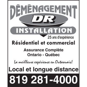 DR Installations Déménagement PROFILE.logo