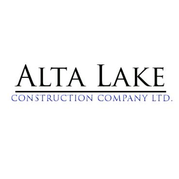 Alta Lake Construction Company Ltd. PROFILE.logo
