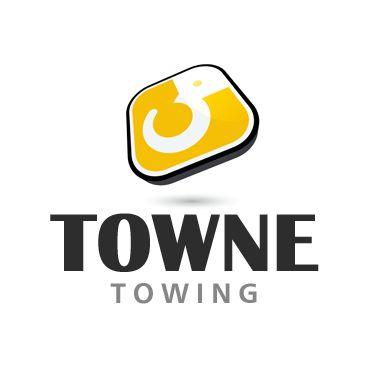 TOWNE TOWING logo