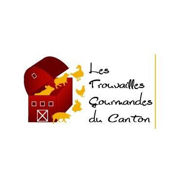 LES TROUVAILLES GOURMANDES DU CANTON logo