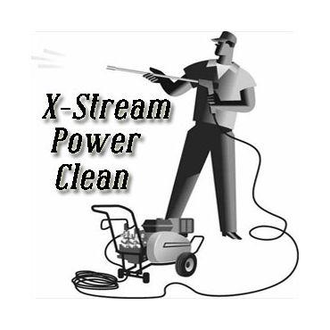 X -Stream  Power Clean logo