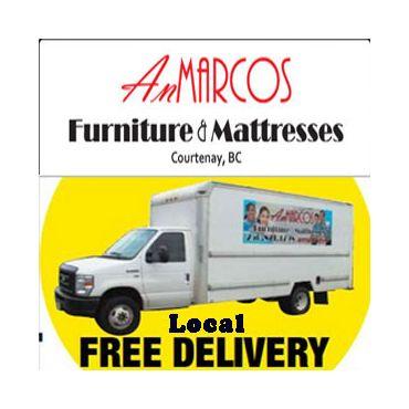 Anmarcos Furniture & Mattresses logo