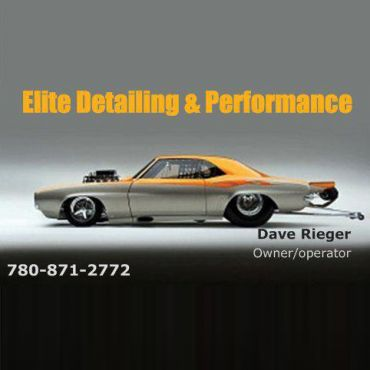 Elite Detailing &  Performance PROFILE.logo