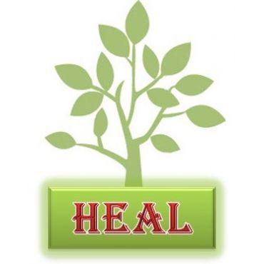 HealthTree Healing Centre logo