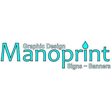 Manoprint logo