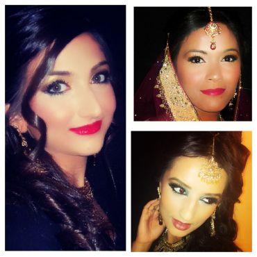 Bridal Makeup-Three Looks