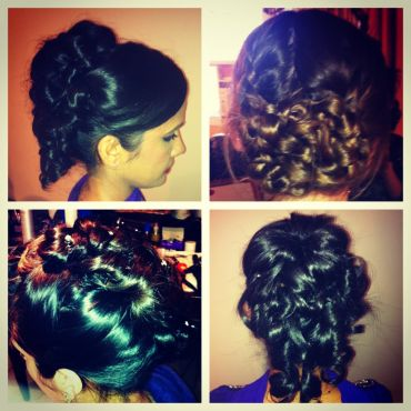 Professional Hairstyles-Beauty by Sadaf
