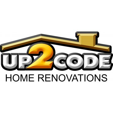 Up2Code Home Renovations and Yard Work logo
