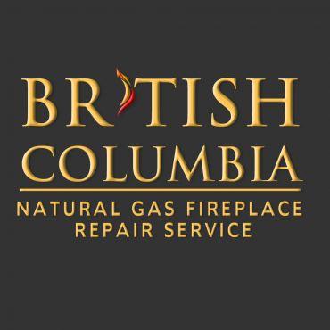 British Columbia Natural Gas Fireplace Repair Service logo