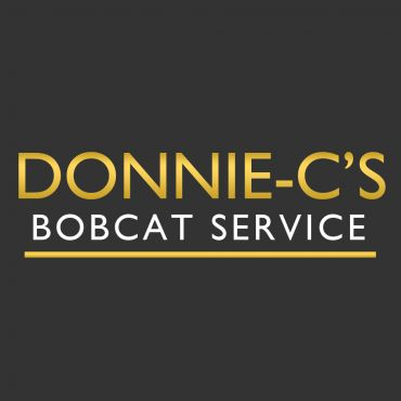 Donnie-Cs Bobcat Service logo