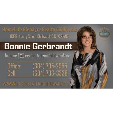 Bonnie and Vic Gerbrandt Realtors logo