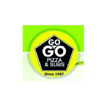 Go Go Pizza & Subs logo