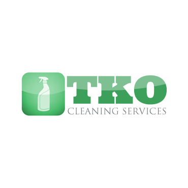TKO Cleaning Services logo
