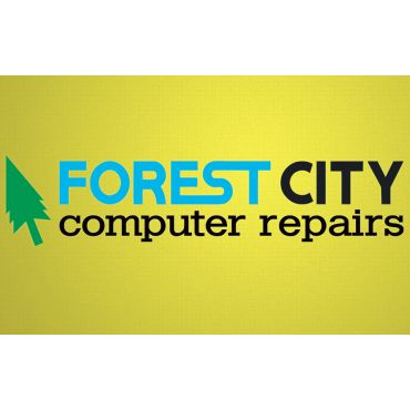 Forest City Computer Repairs PROFILE.logo