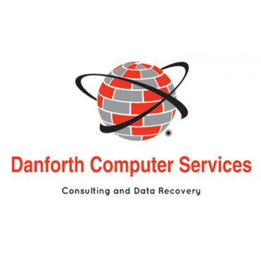 Danforth Computer Services & Data Recovery PROFILE.logo