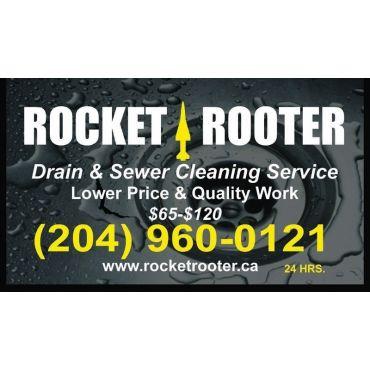 Rocket Rooter Inc PROFILE.logo