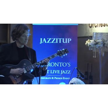 Jazzitup ♫ Toronto Live Jazz Band