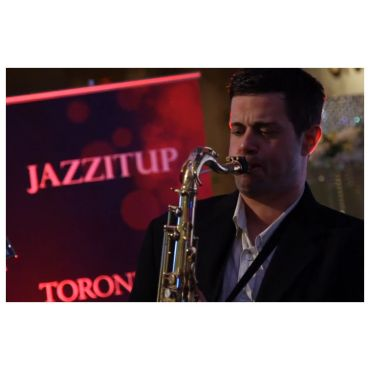 Jazzitup ♫ Toronto Jazz Entertainment