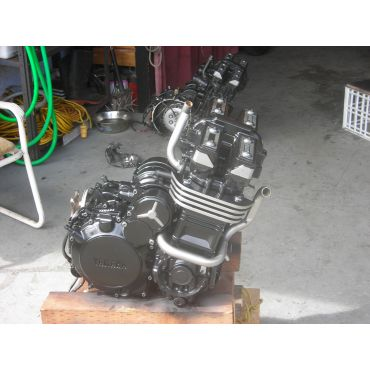 maxum x engine preped for install