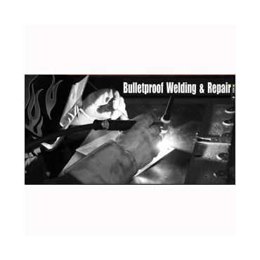 Bulletproof  Welding & Repair logo