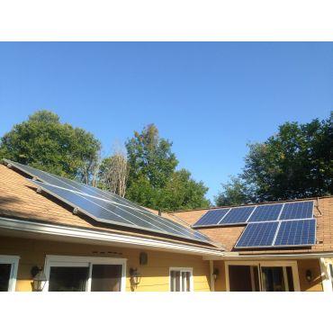 Installed 10 Kw Solar PV system