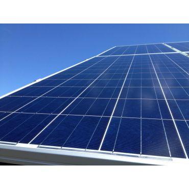 High efficiency solar PV panels