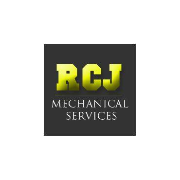 RCJ Mechanical Services logo
