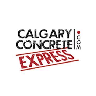 Calgary Concrete Express logo