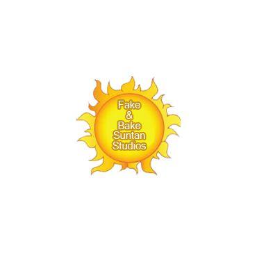 Fake & Bake Suntan Studios logo