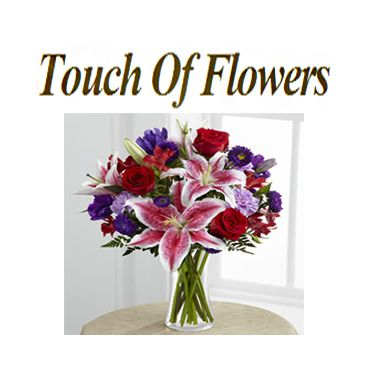 Touch of Flowers PROFILE.logo