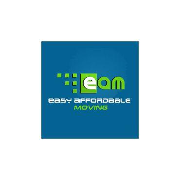Easy Affordable Moving logo