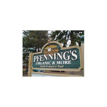 Pfenning's Organic & More PROFILE.logo