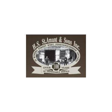 St Amant H S & Sons Inc logo