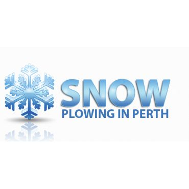 Snow Plowing in Perth logo