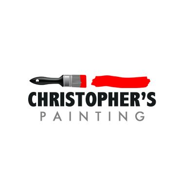 Christopher's Painting logo