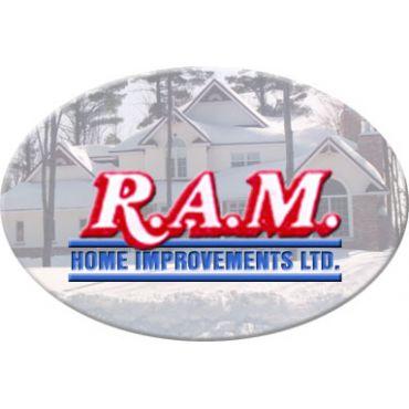 R. A. M. Home Improvements Ltd. logo