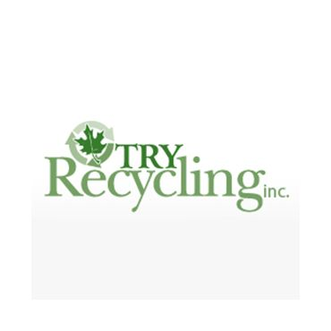 Try Recycling Inc. logo