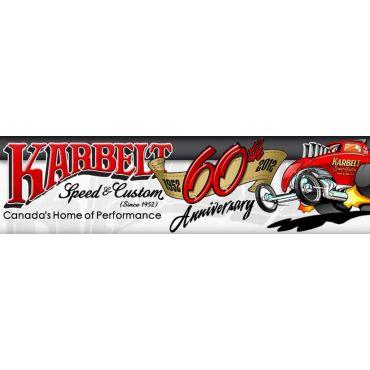Karbelt Speed and Custom PROFILE.logo