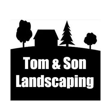 Tom & Son  Landscaping logo