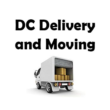DC Delivery and Moving logo