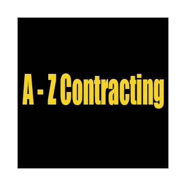 A - Z Contracting logo