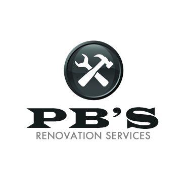 PB's Renovation Services logo