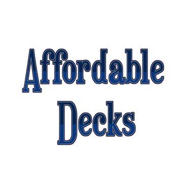 Affordable Decks logo