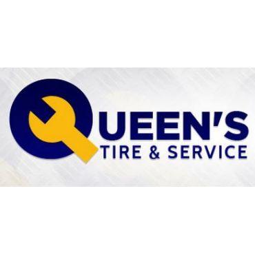 Queen's Tire & Service PROFILE.logo