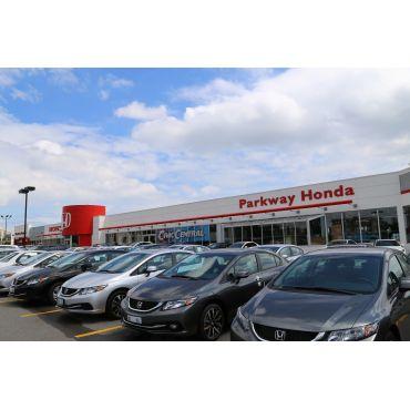 Parkway Honda in Toronto