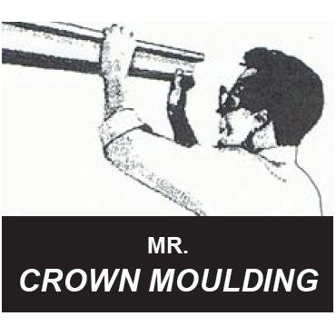 Mr Crown Moulding logo