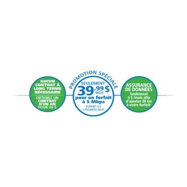 Opportunités d'Affaires Télécommunications VR.Inc. PROFILE.logo